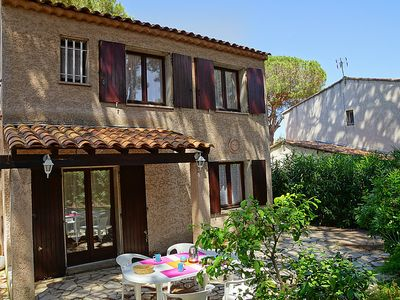 Photo for Vacation home Le Counillier in Fréjus - 6 persons, 4 bedrooms