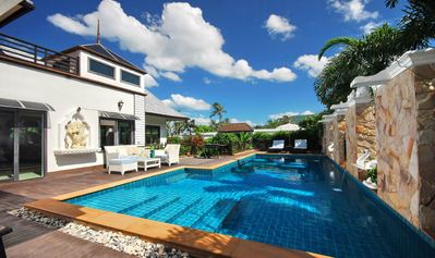 4 Bedroomed Villa In Chaweng (P1)