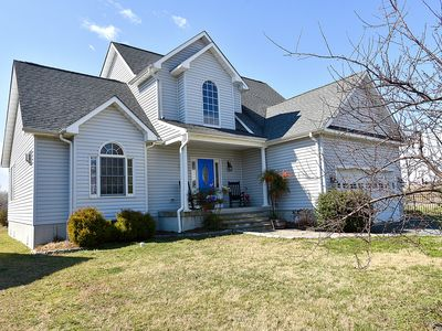 Photo for ***NEW*** Enjoy Tilghman & Watch the Boats Pass from this Updated 4 BDR beauty!