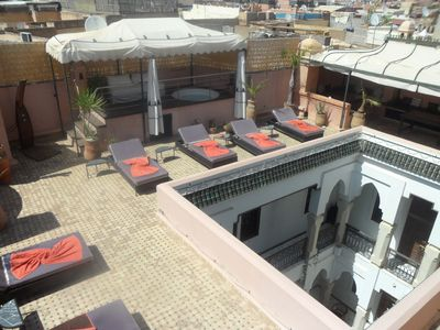Photo for Dar Sohane Riad in Medina with jacuzzi