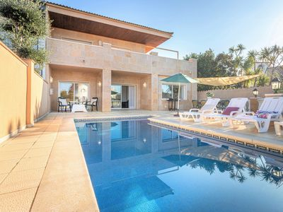 Photo for Apart-rent- House with pool and mooring (0107)