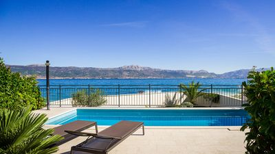Photo for Modern luxurious four star villa Golden C  with pool - EOS-CROATIA