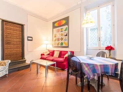 Photo for Apartment in the center of Rome with Internet, Air conditioning, Washing machine (9715)