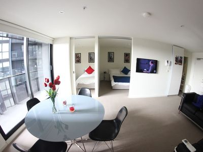 Photo for Close to Queen Victoria Markets - 2 Bedroom Apartment