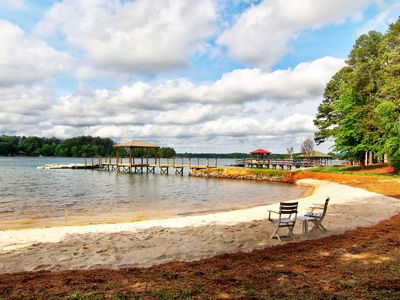 Photo for Charming Original Lake Norman Cabin in Great Location