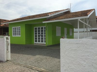 Photo for Rent house, three bedrooms, living room, kitchen, toilet, garage, barbecue