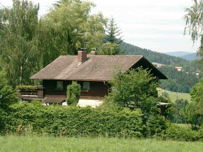 Photo for Spacious comfort one family house with a nice view of the Arber