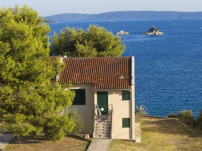 Photo for Tidy house with a microwave, 6 km. from the beautiful Trogir