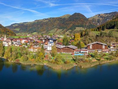 Photo for Holiday Club Bellevue am Walchsee - Double Room Seafront Summer 3