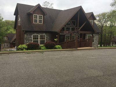 Photo for 4BR Lodge Vacation Rental in Branson West, Missouri
