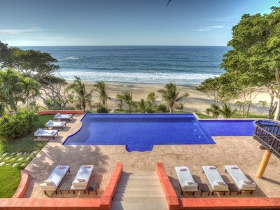 Photo for Your HOLIDAY Family Vacation Rental | 5 Mins from Sayulita | Beach Front