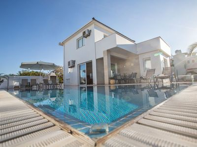 Photo for Villa Anthinas Enas - Beautiful 3 Bedroom Pernera Villa with Pool - Close to the Beach