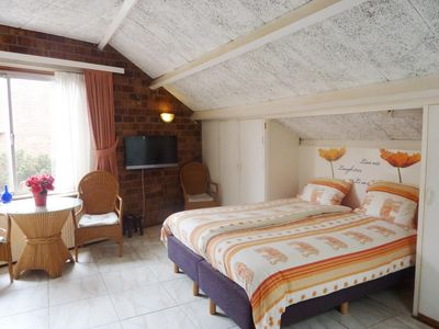 Photo for Spacious apartment located 50 meters from the sea and center with free wifi and parking