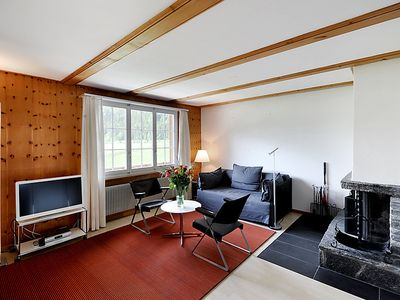 Photo for Apartment Lischmatte A in Lenk - 4 persons, 2 bedrooms