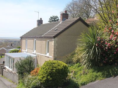 Photo for Spacious Cottage in the tiny hamlet of Graig, Burry Port, great views,