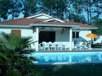 Photo for Beautiful Spacious Villa With Own Pool In Fabulous Location Close To Lake & Sea