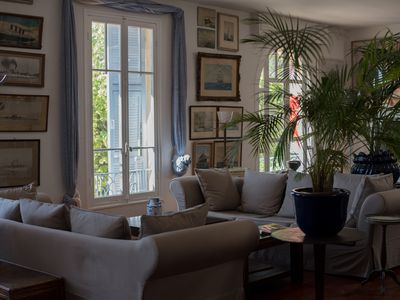 Photo for Unique luxury apartment close to the flower market & near the sea in old Nice