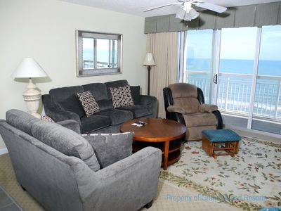 Photo for Crescent Shores Oceanfront Unit 1111! Stunning Condo. Book your get away today!