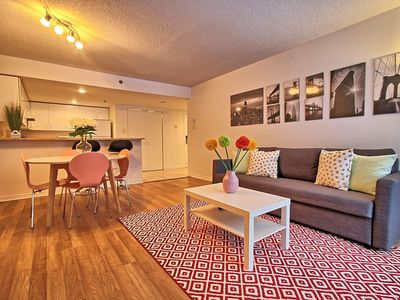 Photo for 2BDR Modern &Specious in downtown, 3 beds, sleep6
