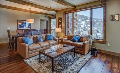 Photo for Edgemont 2502: 3 BR / 2.5 BA condo in Steamboat Springs, Sleeps 7