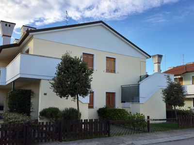 Photo for Modern residence immersed in the greenery and close to the sea, in Rosolina Mare