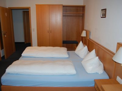 Photo for Doppelzimmer, 20qm, max. 2 Personen