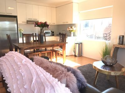 Photo for RELAX in this modern affordable 2 bedroom pad in Sydney's Best Suburb, Bronte