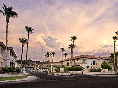 Photo for Private Resort Community Surrounded By Mountains + 3 Heated Pools/Spas 24/7/365!