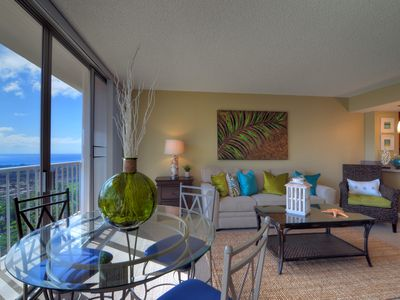 Photo for Beautifully Renovated, Designer Decor, Ocean Views and Free Wi-Fi!