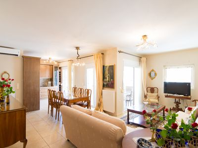 Photo for Two bedroom apartment in a two storey building
