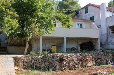 Photo for Apartment in Basina (Hvar), capacity 2+0
