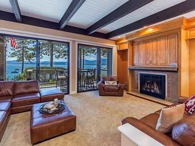 Photo for Stunning Lakefront Brockway Springs Home