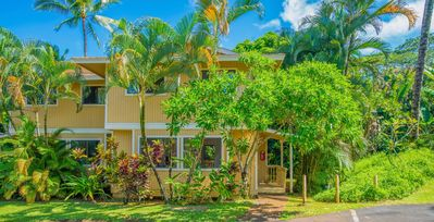Photo for JUST RENOVATED-TROPICAL HAVEN-1/2 MILE WALK-PUU POA BEACH