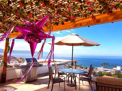 Photo for ★Luxury 3BR Mexican House/Apt●Steps to Malecon&BEACH●BBQ`s●Infinity Pools★