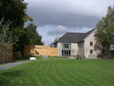 Photo for GutStangs - Comfortable holiday home for 20 people in Eastbelgium near High Fens