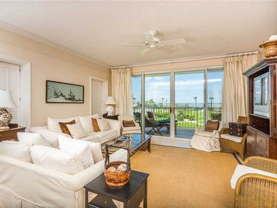 Photo for Luxurious Oceanfront Condominium Great For Families! Ocean Views, Beach Access and Pool