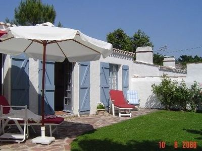 Photo for Traditional House Noirmoutrine NOIRMOUTIER for 4 people