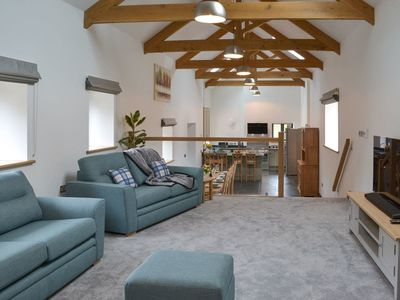 Photo for 4 bedroom accommodation in Maxworthy, near Crackington Haven