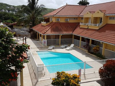 Photo for Dream holiday in Martinique for 6 people with swimming pool 2 bedrooms