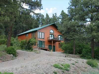 Photo for Charming Pagosa Home with Spectacular Unobstructed View
