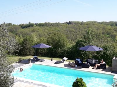 Photo for 4BR House Vacation Rental in Madaillan, Nouvelle-Aquitaine