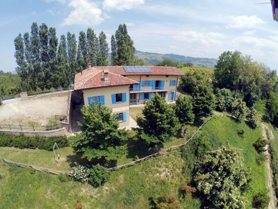 Photo for Vacation home Agriturismo La Rovere (COB151) in Cossano Belbo - 8 persons, 4 bedrooms