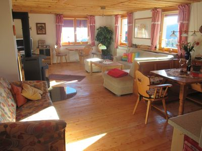 Photo for Familiy friendly holiday apartement in a ski area