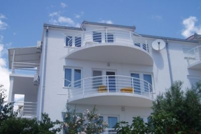 Photo for Apartments Irena, (2306), Okrug Gornji, island of Ciovo, Croatia