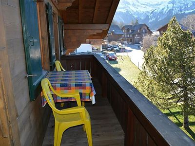 Photo for Apartment Lydia in Lauenen b. Gstaad - 7 persons, 4 bedrooms