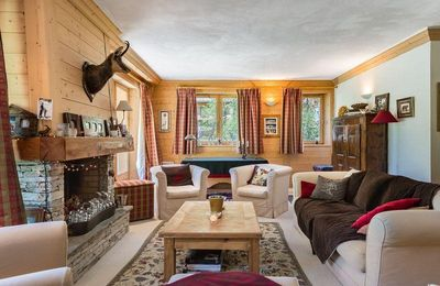 Photo for Les Danaïdes : Charming and traditional apartment located on the slopes