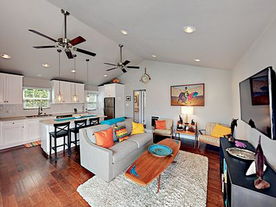 Living Area - Welcome to El Segundo! This charming home is professionally managed by TurnKey Vacation Rentals.