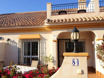 Photo for CABO ROIG. Superb Beach/Golf Holiday Home in the Sun. South Costa Blanca.