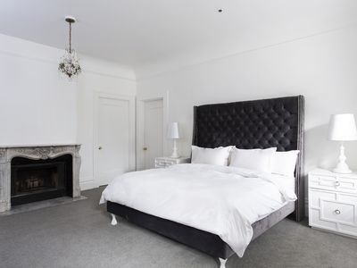 Photo for Archbishop's Mansion | Sleek Guest Room | 1 Bed