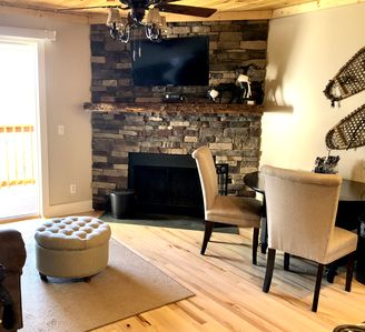 Photo for Mile High Mountain Getaway resort condo w/pool/hot tub/hike/Raft and much more!!